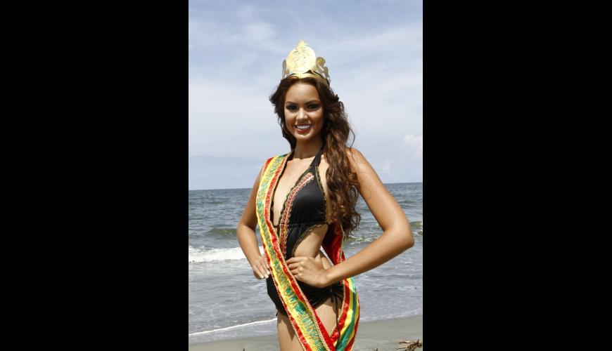 Reina de la Independencia 2016.