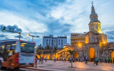 Plaza de La Paz.